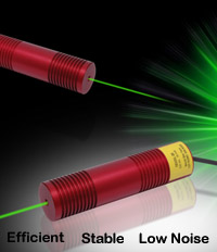 DPGL-Series Green Laser Module